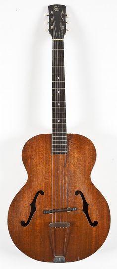 St Louis Music 1936 Custom Kraft Archtop