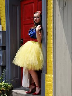 Hey, I found this really awesome Etsy listing at https://www.etsy.com/listing/246236257/adult-tutu-princess-tutu-bright-yellow