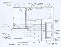 visual guide to 15 bathroom floor plans | bathroom floor plans