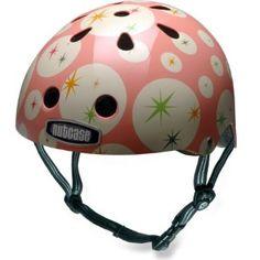 Nutcase retro helmet