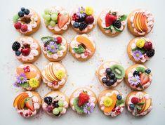 Günstiger als eine Hochzeitstorte: Muffins oder Obst-Spieße