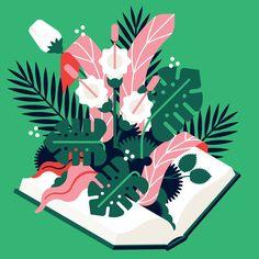 Illustratore Italiano No.5 - Cover story illustrations on Behance