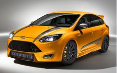 2013 Focus ST Hatchbacks