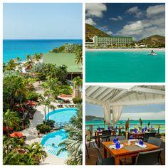 The all-inclusive, family-friendly Sonesta Maho Beach Resort & Casino and all-inclusive, adults-only Sonesta Great Bay Beach Resort, Casino & Spa. Swoon!