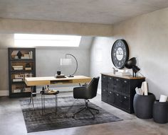 The best industrial style maisons du monde images on
