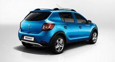 New Renault Sandero Stepway