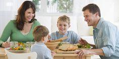 Beneficios de comer en familia ►https://goo.gl/F1G3Tv