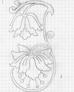Lina in the workshop: Embroidery Tambour Embroidery, Crewel Embroidery, Vintage Embroidery, Border Embroidery Designs, Embroidery Patterns, Cross Stitch Patterns, Hand Painted Fabric, Beaded Banners, Beadwork Designs
