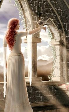 Rhiannon había sido prometida en matrimonio a un hombre mayor que ella encontraba repugnante. Desafiando el deseo de su familia, Rhiannon, al igual que otras diosas celtas, se negó a casarse con un...