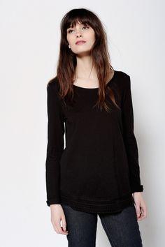 Tee-shirt Tizon Noir