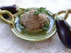 Vargányás padlizsánkrém   NOSALTY Beef, Food, Meat, Essen, Meals, Yemek, Eten, Steak