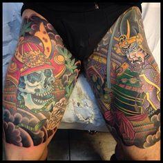 Love classic tattoo by @lukeseventhson #loveclassictattoos #tattoos #japan #japanesetattoo #irezumi #tattoo