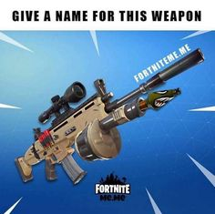 Lock N Load Fortnite Scar Dribbble Pinterest Games Art And