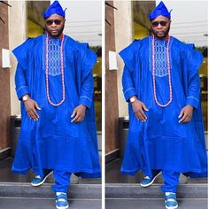 Zaineey's Blog : Awesome Agbada Styles For Men: African Fashion