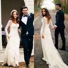 bohemian wedding dress - Google Search
