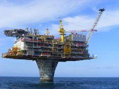 Sweden's Draugen Oil Platform | I Like To Waste My Time