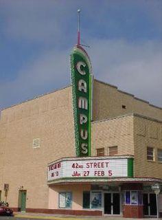 Campus Theater ~ Denton, TX