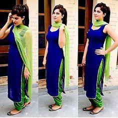 Indian-Stylish-Designer-Punjabi-Patiala-Suit-Salwar-Kameez-Dress-Material-Women