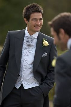 Suits Information: Types of Wedding Suits