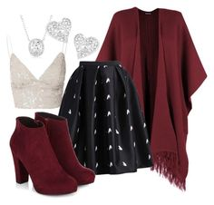 """""""Stefan Inspired New Years Eve Party Outfit"""" by fangsandfashion ❤ liked on Polyvore featuring Glamorous, WearAll, Vivienne Westwood, party, vampirediaries, stefan, stefansalvatore and NewYearsEve"""