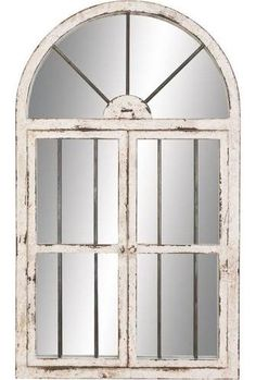 mirrors that look like windows