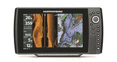 Humminbird HELIX 10 SI GPS ALL-IN ONE Fishfinder