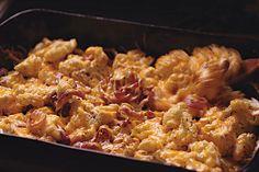 Cheesy Roasted Cauliflower