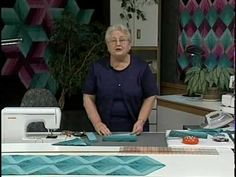 Braided Borders in Your Quilts with Kaye Wood