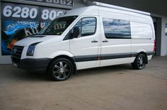 Volkswagen Crafter Rims & Mag Wheels
