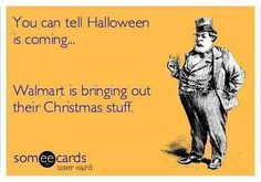 The Shopping Nightmare Before Christmas.