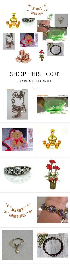 """""""Give Gifts That Say Merry Christmas All Year"""" by betty055 on Polyvore featuring Bloomingville"""