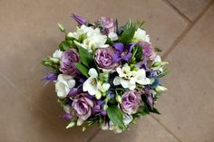 Lilac flower bouquet | Wedding colour schemes | Athelhampton House | http://www.athelhampton.co.uk/weddings/choosing-a-wedding-colour-scheme-couldnt-be-easier/