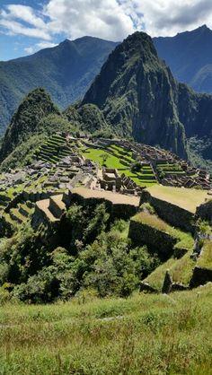Machu Picchu..Abril 2016