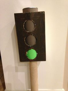 Traffic light green …