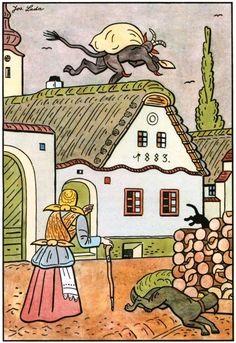 Mythology, Illustrators, Fairy Tales, Folk, The Past, Comics, Drawings, Artist, Poster