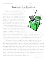 bubbles-and-soap-everywhere-third-grade-reading-comprehension-worksheet