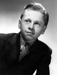 Mickey Rooney - 1936