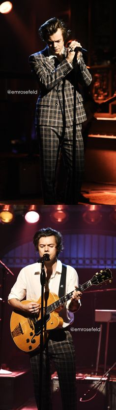 Harry Styles | SNL 4.15.17 | emrosefeld |