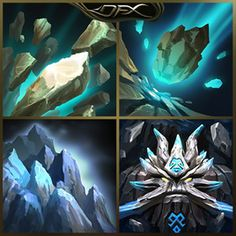 The Perennial Giant (Winter - Ability Icons) - Tiny