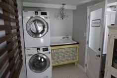 Dream Book Design: Laundry Room Makeover