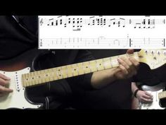 Jimi Hendrix - Hey Joe - Blues/Rock Guitar Lesson (w/Tabs) - YouTube