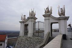 Bratislava: Ein Tor direkt in den Abgrund