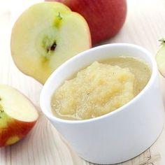 Papilla de manzana, pera y platano