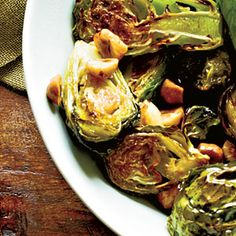 Roasted Brussels Sprouts | MyRecipes.com