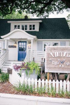 Vintage Coffee Cafe, Charleston, SC