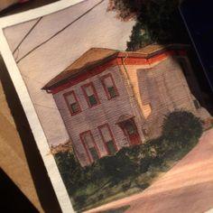 """Graphik H / H1987 on Instagram: """"Recherches à l'aquarelle #illustration #bandedessinee #dessin #bd #art"""" Bd Art, Follow Me On Instagram, Illustration, Painting, Comics, Watercolor Painting, Painting Art, Paintings, Illustrations"""
