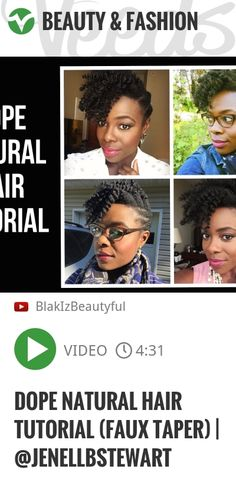Hey loves! This video was highly requested - I hope you enjoy! DONATE - Stay Connected with me Visit my website! Visit my blog! FB Fanpage: FB Fanpage: Twitter: Twitter: Instagram: blakizbeautyful h.. | #naturalhair #hairstyles | http://veeds.com/i/ByhK3X3ZcZ3ERiih/beauty/