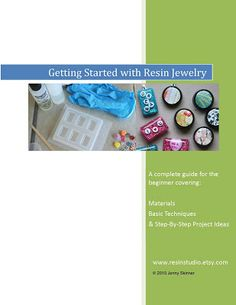 Skinner Studio: Getting Started With Resin Jewelry