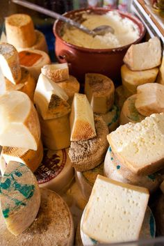 Greek Cheese Selection
