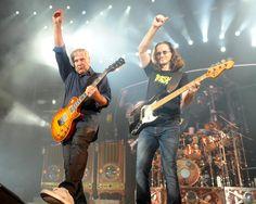 Alex & Geddy, Rush